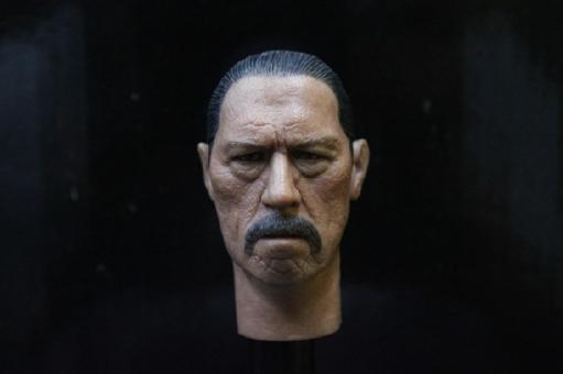 Daniel Trejo - Head + Body