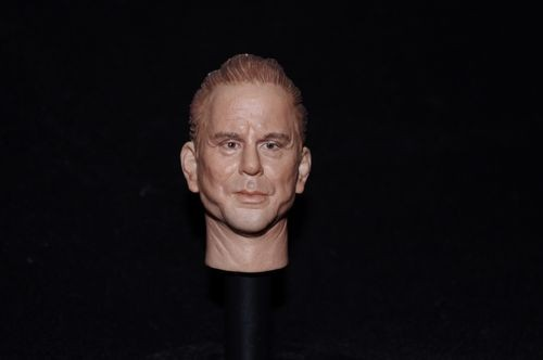 Mickey Rourke - Head + Body