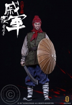 Qi's Army Shieldman