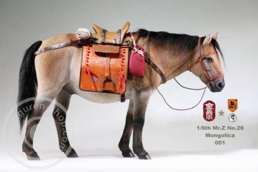 Liaodong Mongol Cavalier Horse