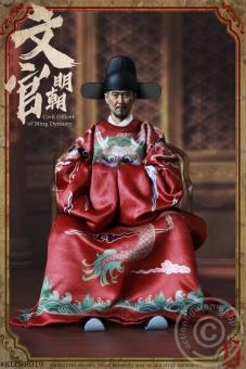 Civil Officer of Ming Dynasty