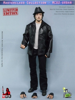 Rocky - Urban Version - Full Figure Set w/ Head, Body & Outfit