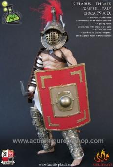 Celadus - Thraex - Rom - Gladiator