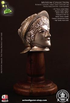Museum Collection: Roman Cavalry Helmet