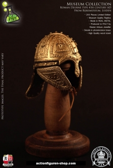 Museum Collection: Roman Deurne Helmet