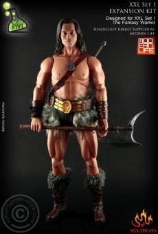 Fantasy Warrior Expansion Set