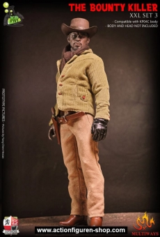 The Bounty Killer - Django Unchained Set