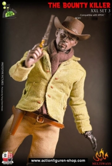 Django Unchained - w/ Body and Head