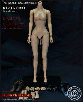 Female Body (KUMIK) Ver. 2.0