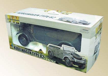 Kübelwagen der Wehrmacht in 1:6