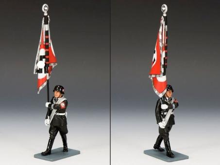 Marching Flagbearer