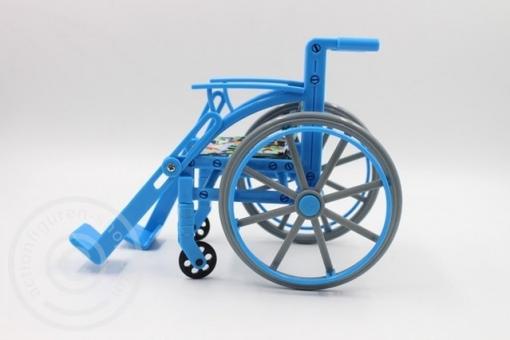 Rollstuhl - im Maßstab 1:6