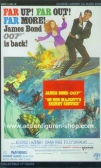 James Bond 007 - George Lazenby