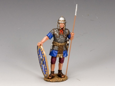 Auxiliary w/ Shield and Spear