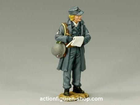 Luftwaffe-Helferin