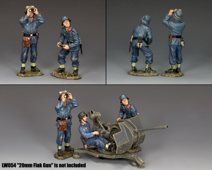 Flak Gun Helpers