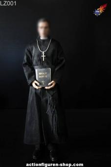Priester Outfit mit Körper und Kopf