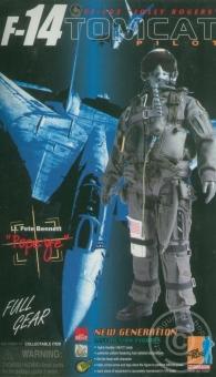 Lt Pete Bennett - F14 Tomcat Pilot