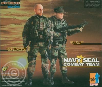 Navy Seal Combat Team - Bruce und John - CH Exclusive