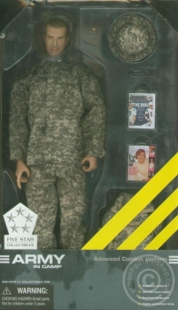 Army in Camp - 3 - AAFES Exclusive