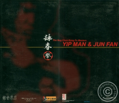 Yip Man + Jun Fan - Heroes Club Exclusive