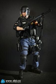LAPD SWAT - Officer Takeshi Yamada