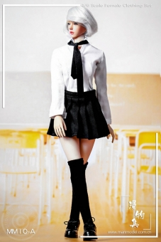 Girl´s School Dress Suit - A