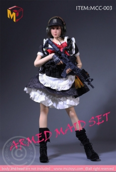 Armed Maid Set