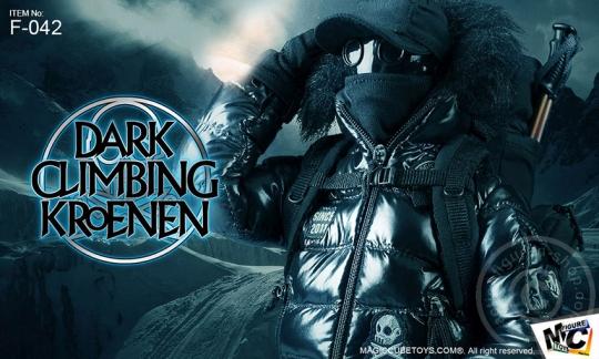Dark Climbing Kroenen Set