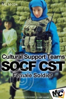SOCF - CST - Female U.S.Soldier
