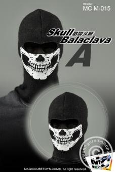 Skull Balaclava - Styl A