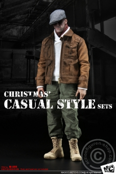 Christmas Casual Style Sets