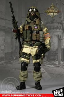 Russian Spetsnaz - FSB Alfa Group 3.0 (Gorka Ver.)