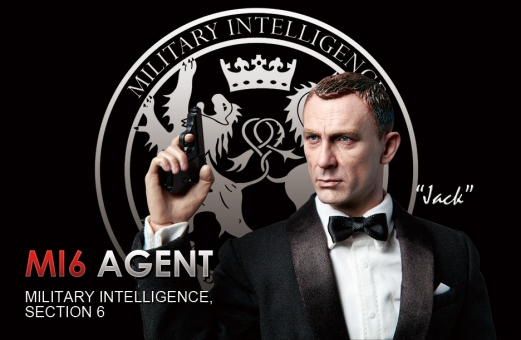 Mi6 Agent Jack
