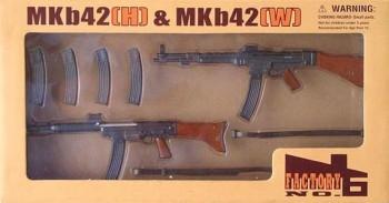 MKb-42 'H' & MKb-42 'W' Sturmgewehr