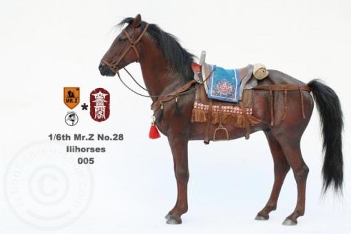 Ili Pferd - braun