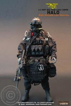 US Navy SEAL Team 2 - HALO Jumper