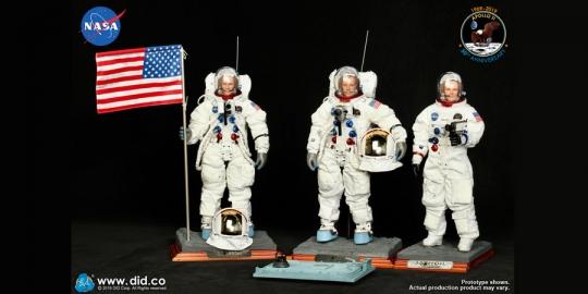 Amstrong, Aldrin & Collins - Apollo 11 Astronauts