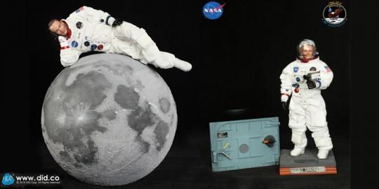 Michael Collins - Apollo 11 - Command Module Pilot
