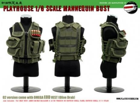 Omega Vest Green