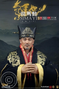 Three Kingdoms-  Sima Yi - Court Official & Warrior Version
