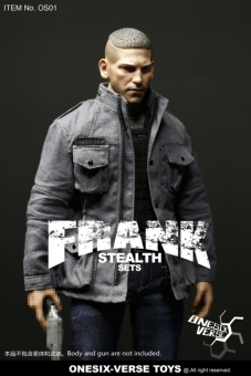 Frank Stealth Set - The Punisher