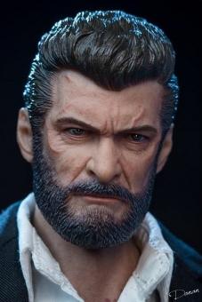 Logan - Old Wolverine - Head