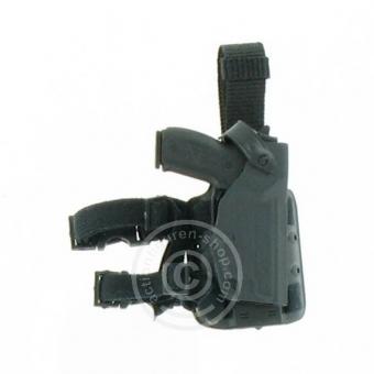 Pistole P226 mit Holster