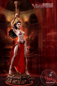 Arkhalla Queen of Vampires