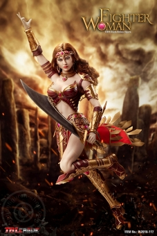 Fighter Woman - Amazone