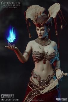 Gethsemoni The Dead Queen