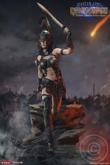 Spartan Army - Black Commander