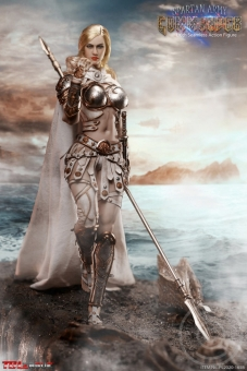 Spartan Army - Silver Commander