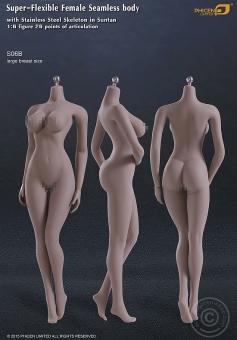 Super Flexible Seamless Body S06B